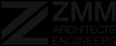 ZMM Architects Engineers logo.