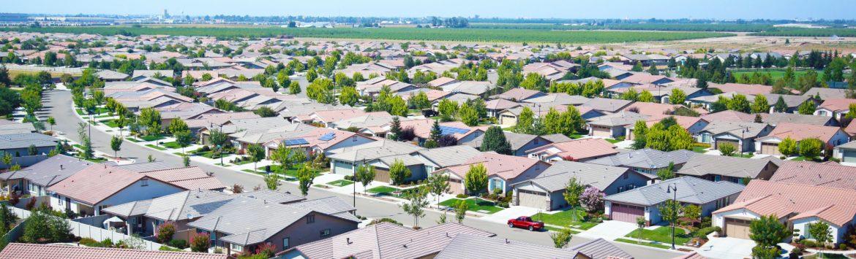 Manteca, Calfornia, CA, Del Webb Skyline.