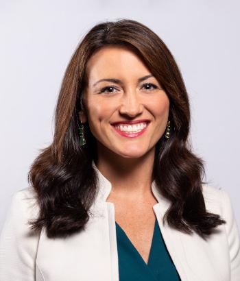 Wisconsin State Fair Park Director of Public Affairs, Kristin Chuckel.