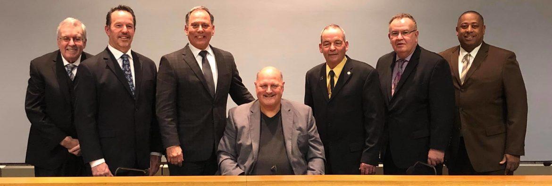 Deptford Township, New Jersey 2019 Councilmen.