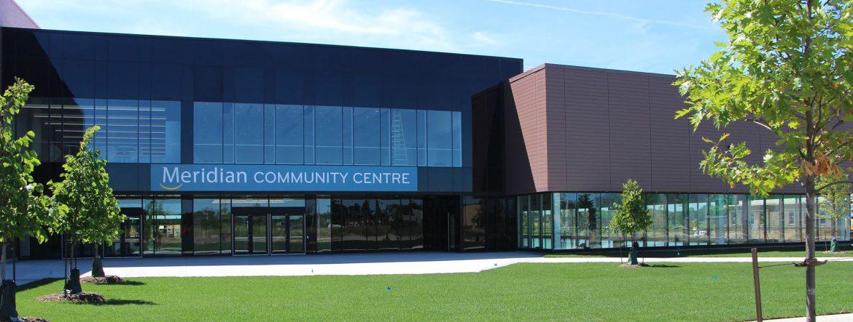 Pelham, Ontario community centre.