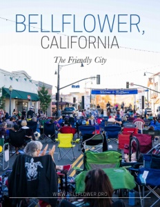 Bellflower, California brochure cover.