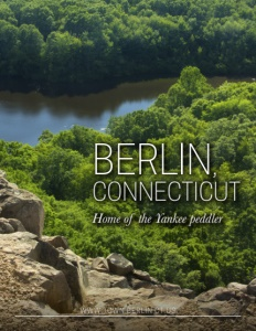 Berlin, Connecticut brochure cover.