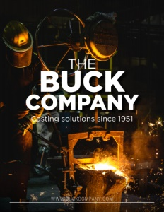 Buck Company brochure cover.