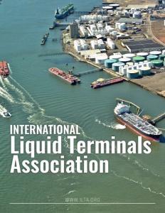 International Liquid Terminals Association brochure cover.