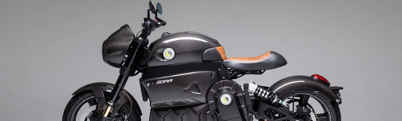 LITO (Sora Motorcycles) Sora motorcycle.