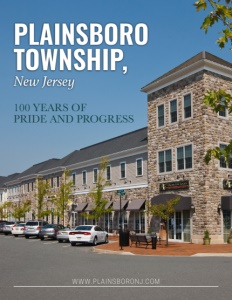 Plainsboro, Township brochure cover.