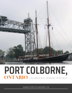 Port Colborne, Ontario brochure cover.