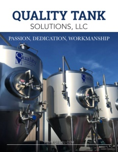 Quality Tank Solutions, LLC brochure cover.