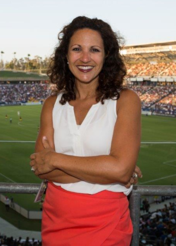 Dignity Health Sports Park General Manager, Katie Pandolfo