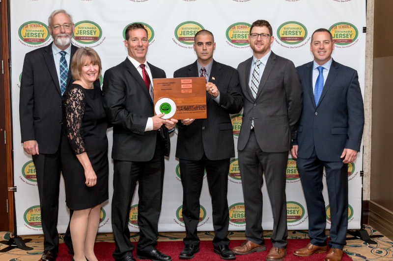 Manchester Township, New Jersey Sustainable Jersey certification