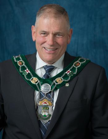 Grimsby, Ontario Mayor Jeff Jordon