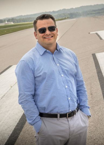 Monroe County Airport Director of Aviation, Carlos Laverty