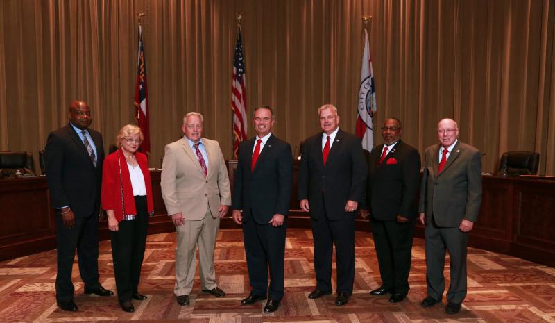 Warner Robins, Georgia group council.