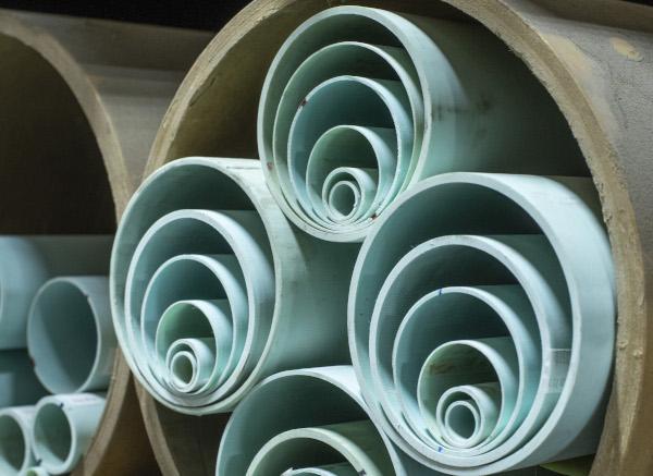 Accurate Plastics Inc. plastic tubes / pipes..