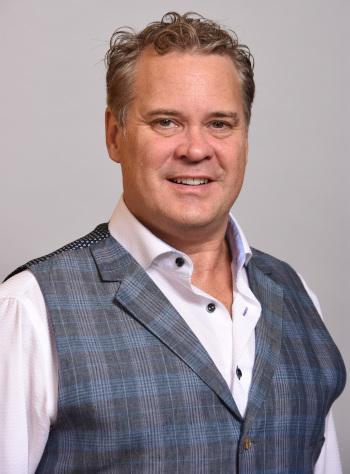 BluIP Inc. VP of Business Development Steve Norris