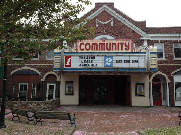 Fairfield, Connecticut community theater.