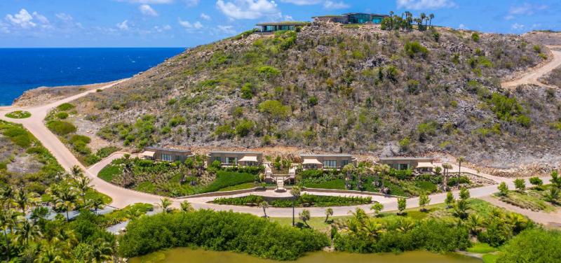 Vesta Modular Oil Nut Bay Resort, British Virgin Islands.