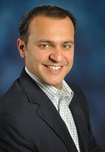 Zerust Oil & Gas VP of Global Market Development, Gautam Ramdas
