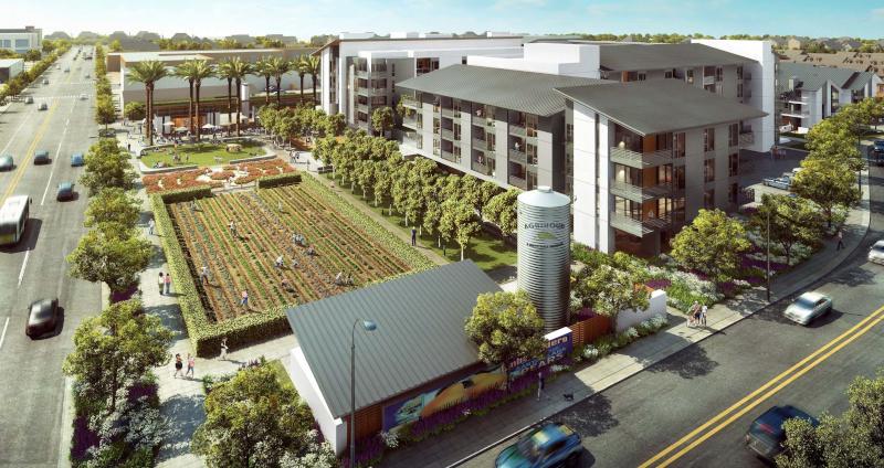 Santa Clara, California Agrihood Mixed Use Development Project