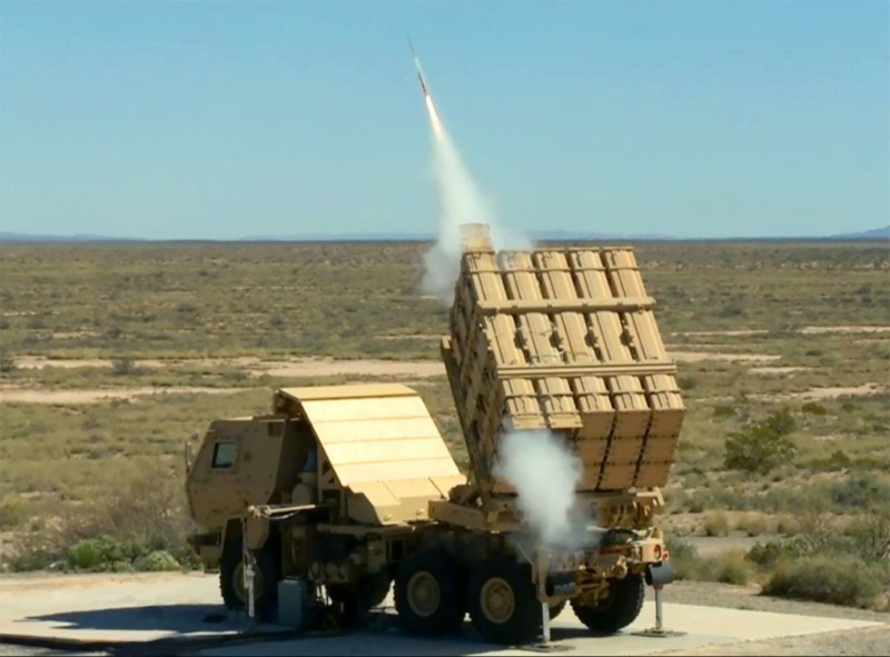 National Center for Defense Manufacturing & Machining Missile Launcher