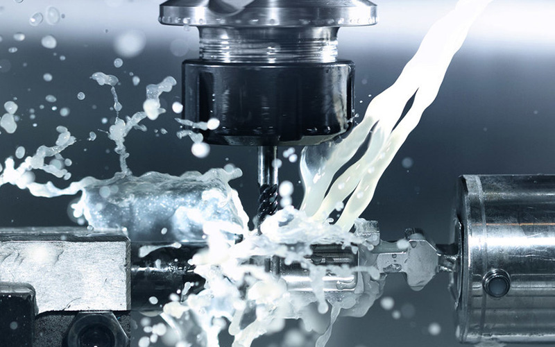 Peridot Inc. lubricated drill.