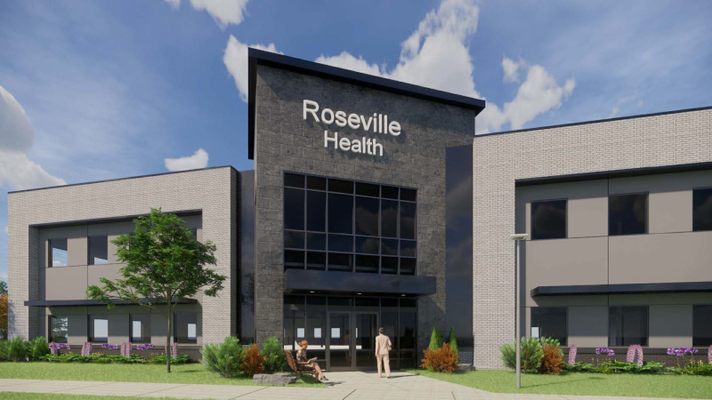 Roseville, Minnesota Roseville Health, Tareen Dermatology.