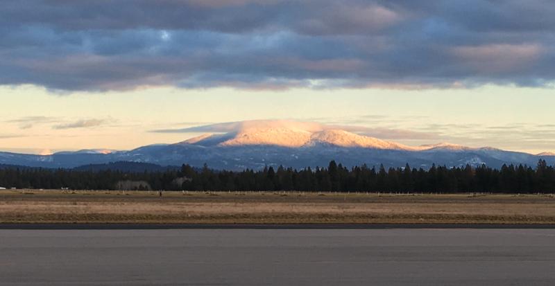 Deer Park Municipal Airport scenery