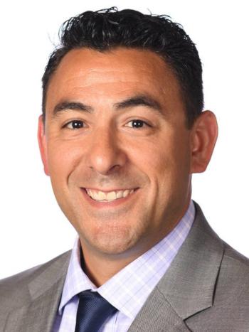 Holy Cross Crusaders Atheltics Facilities Associate Director Steve Pizzi
