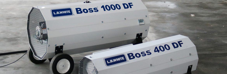 L.B. White Boss fans.
