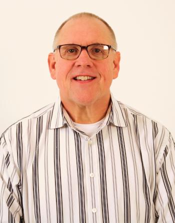 L.B White Vice President of Operations, John Funke