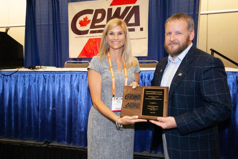 2018 CPWA Past Presidents Dedman and Stevenson