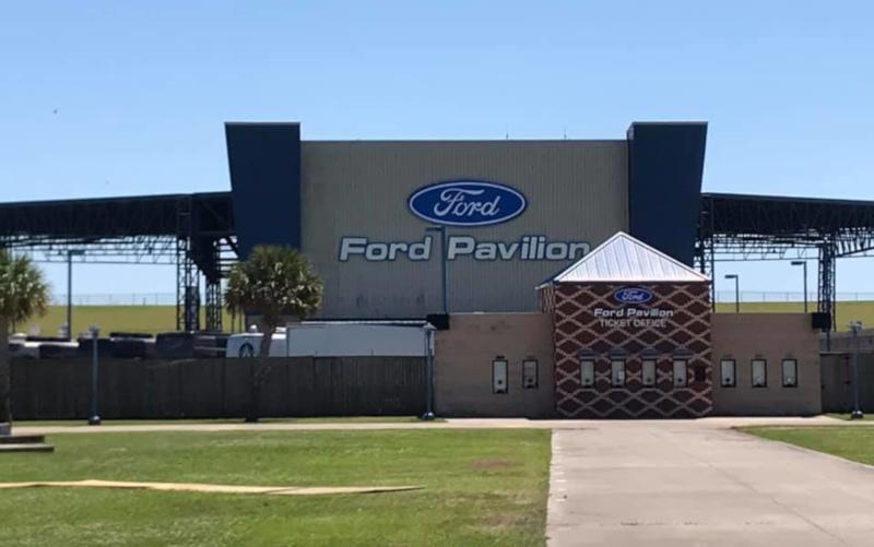 Ford Park building exterior