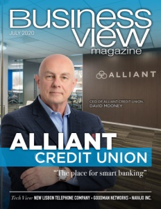 July 2020 Issue Cover Business View Magazine