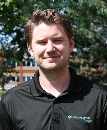 CKTransit Project Manager, Ian Clark