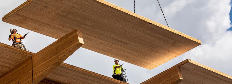 Swinerton Mass Timber