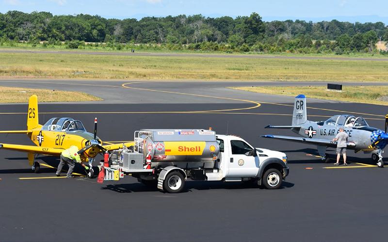 Warrenton Fauquier Airport Refueling