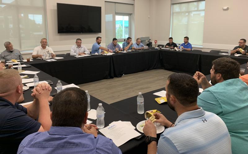 National Utility Contractor Association - NUCA seminar