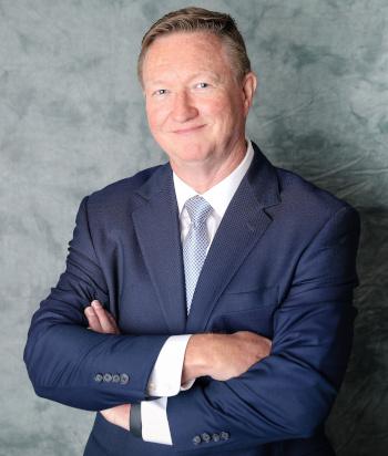 Scott Credit Union President & CEO, Frank Padak