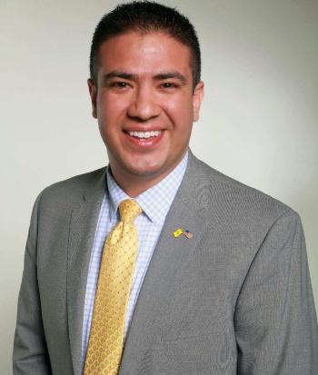 Sunland Park, New Mexico Mayor, Javier Perea