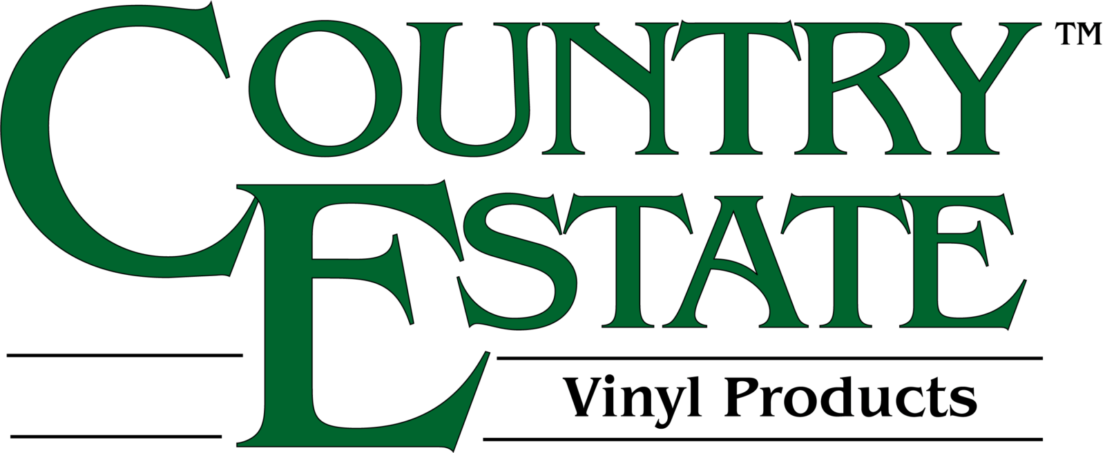 Country Estate Vinyl Products