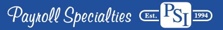 Payroll Specialties