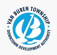Van Buren Township logo