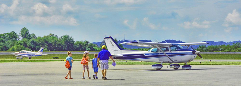 Raleigh County Memorial Airport Family