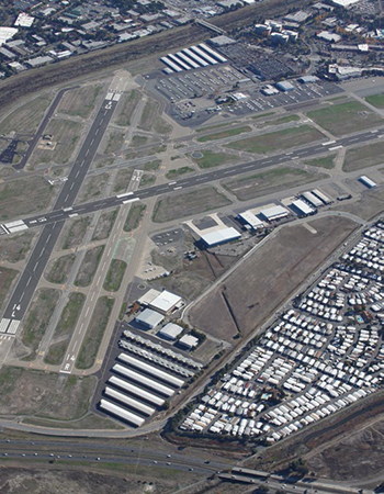 CONTRA COSTA COUNTY AIRPORTS aerial
