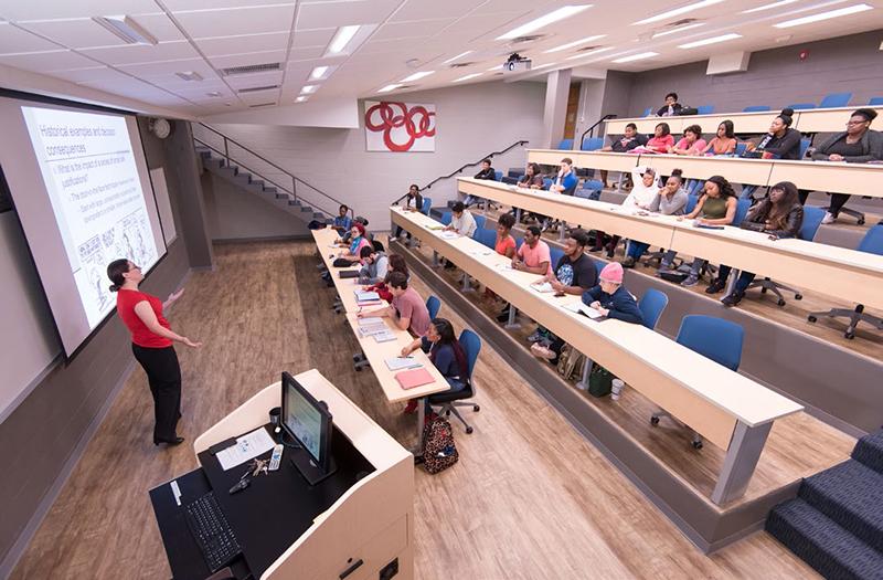 Chowan University Lecture