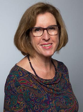 Director of Community Development, Carol Stricklin