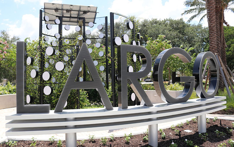 Largo Monument