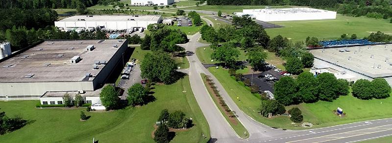 Nash County Aerial
