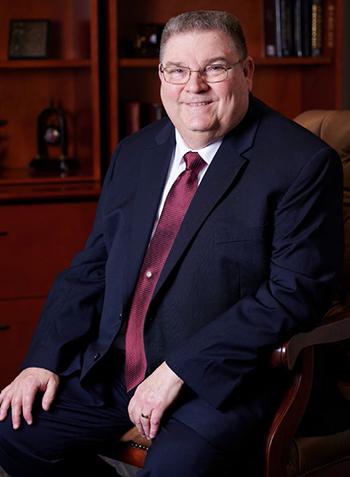 President & CEO, Monte J. Hill